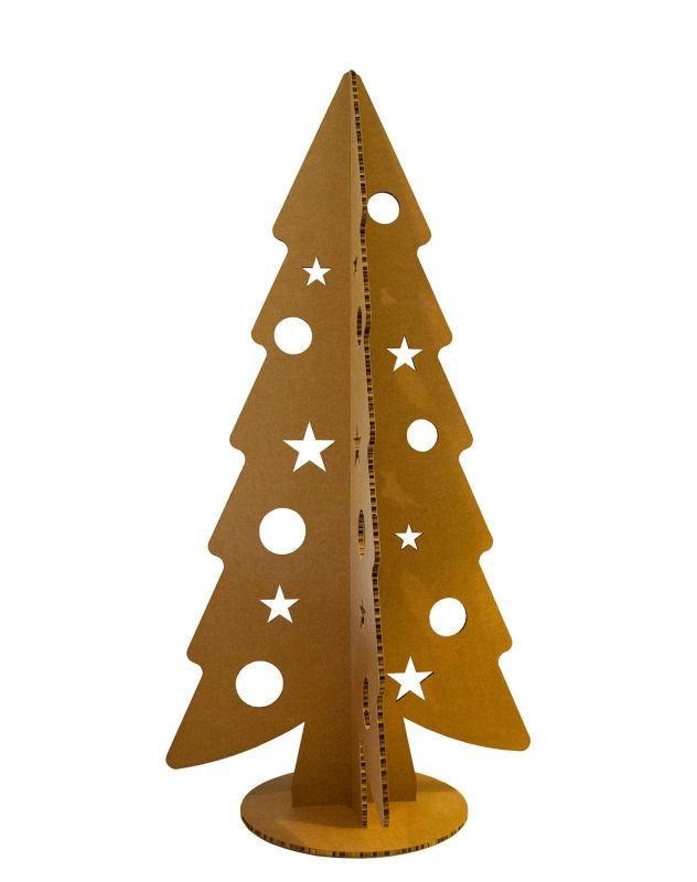 abbastanza Non il solito albero! Alberi di Natale unconventional e insoliti OZ31